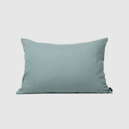 PREMIUM LINEN PILLOW - MINT